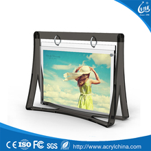 Creative design scrolling swing photo moving picture frame