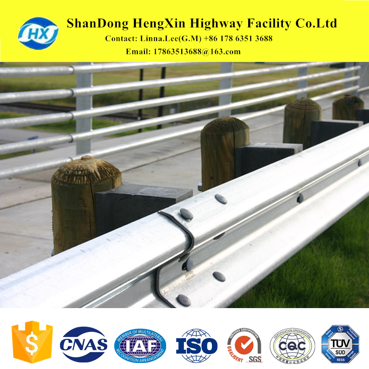 road safety highway guardrail block