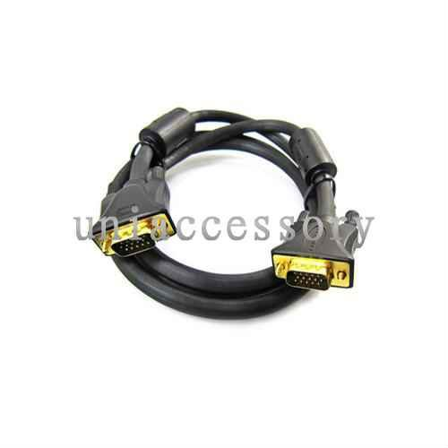 High quality 15p male to male VGA to VGA Cable for your monitor