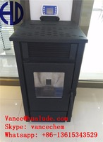 smokeless wood pellet stove estufa de pellets electric stove biomass portable stove