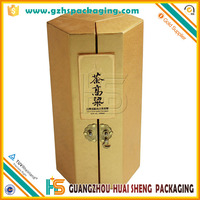 cheap sale high quality cardboard wine packaging box, printing new design luxury cardboard box carrier