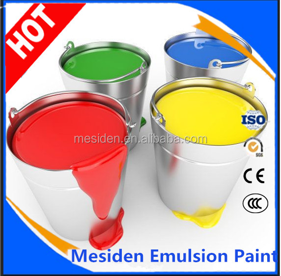 Acrylic Polymer Washable Exterior Wall Paint With Good Price