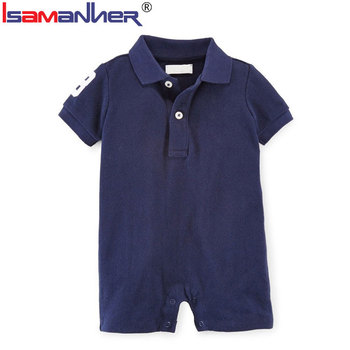 Newborn infant bodysuit clothes baby boy romper