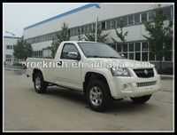 CHTC 4x4 pickup truck with diesel Euro 3