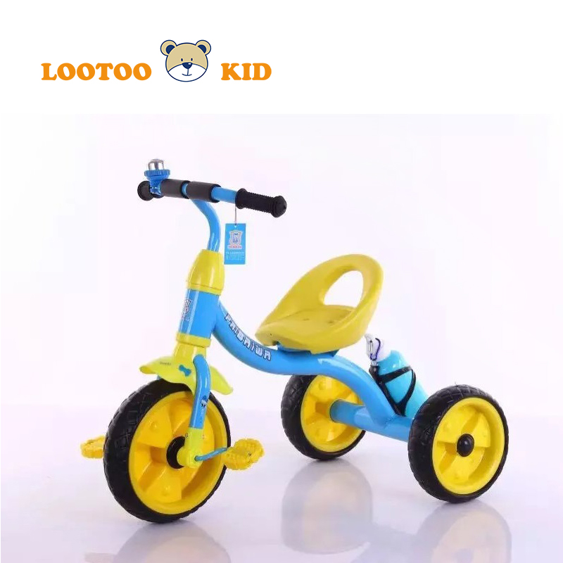 Alibaba china factory hot sale Good quality metal frame three wheeler bikes for kids