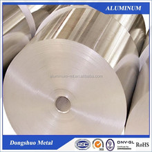 7 Micron thick aluminum foil from aluminum factory