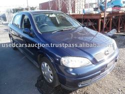 Used Car OPEL Astra 2000