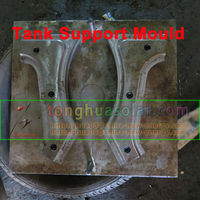 solar water heater bracket tank support punching forming mold