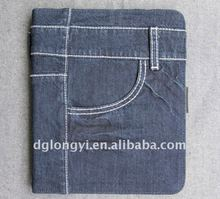 2012 new fashion design raw denim fabric for bag& pocket