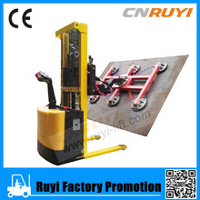 Glass vacuum lifter electric steady lifting