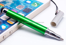 small plastic promotional touch pen for iphone