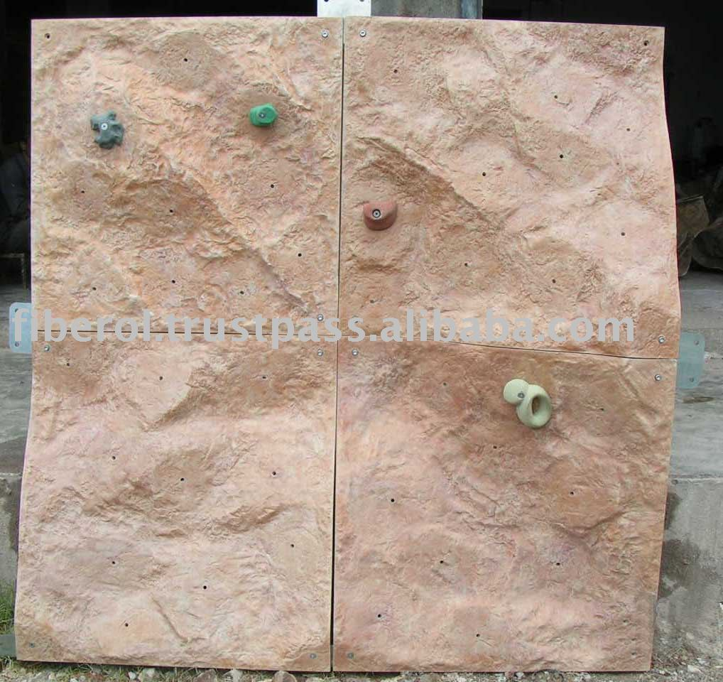 FRP Climbing Wall Panels