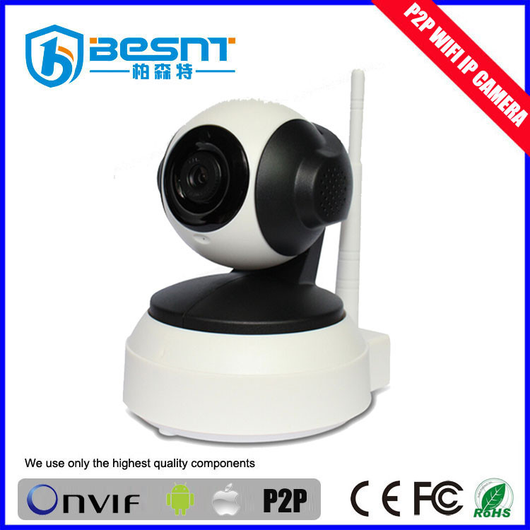 supports remote viewing and management wifi v380 ip camera voice recording BS-IP13