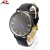 Thin case watch,DW style fashion watches in China supplier