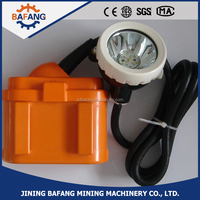 2015 hot selling LED Miner Head Lamp Mining Lighting Underground Cap Lamp