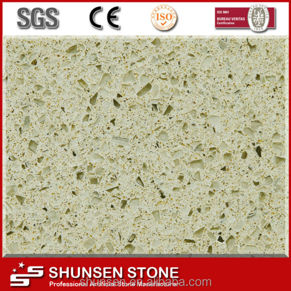 artificial fiberglass crystal stone with best price