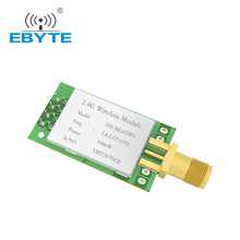 Ebyte 2.4ghz 100mW E01-ML01DP5 nrf24l01 1526JN PA LNA wireless transceiver