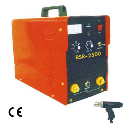 RSR-2500 Capacitor Discharge Stud Welders for M3-M10 Studs