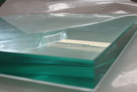 8mm tempered laminated safety glass