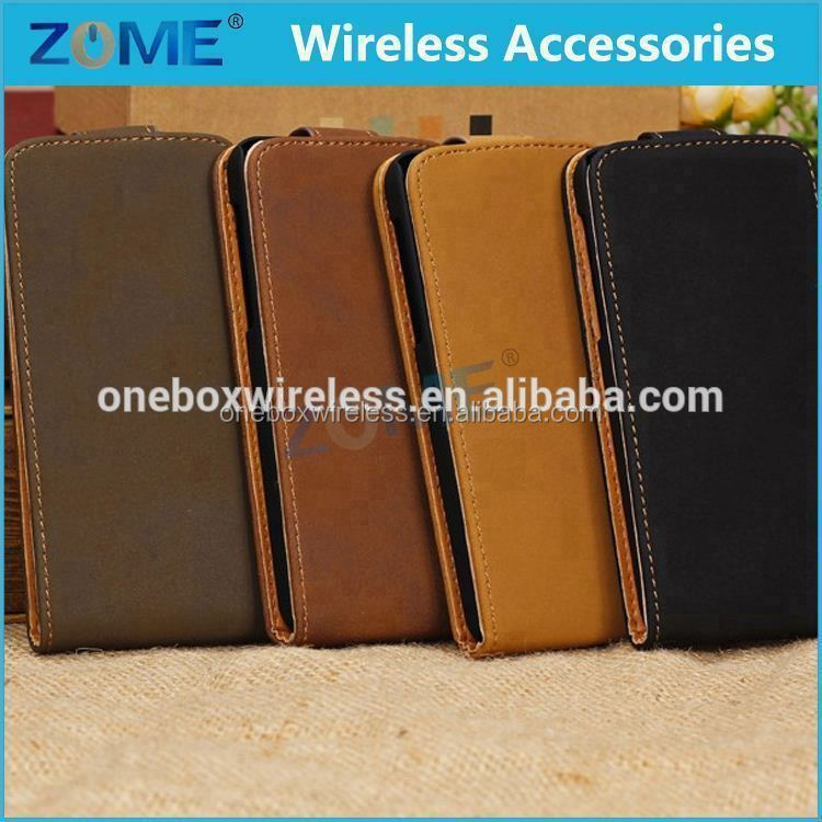 Phone Wallet Case China Alibaba Trade Assurance For iphone 5c/5s/5 Archaize Grain Hottest Flip PU Leather Case