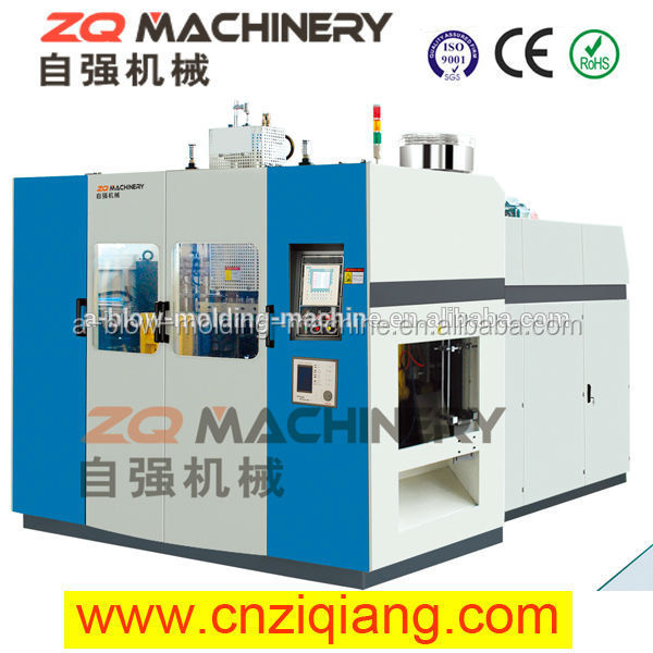 Extrusion Blow Moulding Machines Wash room corrugation stretch duct pipe hose making machine production line extrusion line