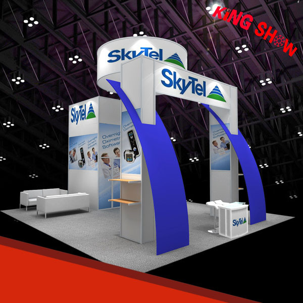 Fast Delivery stand fair exhibition booth with Quality Assurance