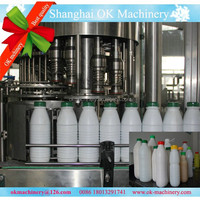 milk Drink Filling Machine / Plant
