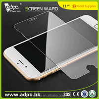 adpo Manufacturer 9H Premium Tempered Glass Screen Protector for iphone