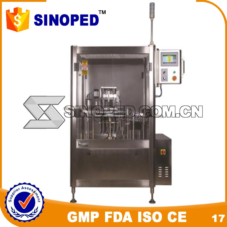 Ocitytimes Wholesale O1 disposable cbd vape pen syringe filling machine,Liquid Filler,Liquid Filling Machine
