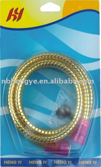 PVC shower hose with packing HY-H320