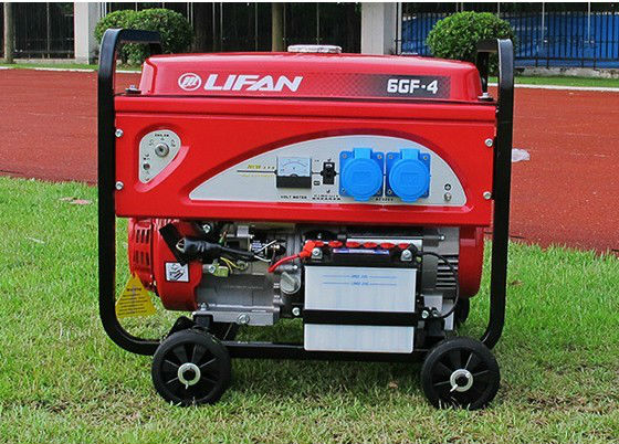 6GF-4 LIFAN Gasoline Generator Top Quality Competitive Price Hot Sale