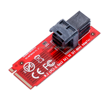 (New Original)M.2 to U.2 SFF-8639 adapter card
