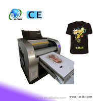 a2+ size 8 colors digital flatbed texjet dtg printers for sale