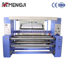 2017 promotion wholesale high quality cheap fabric slitting and rewinding machine