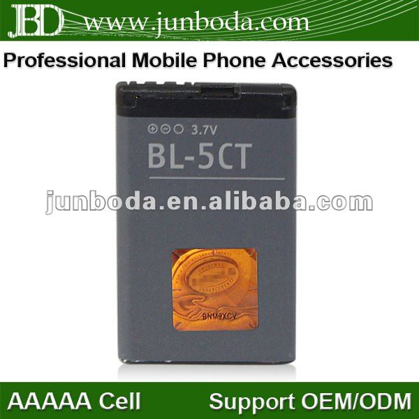 brand new original oem bl-5ct battery for nokia c5-00 c6-01
