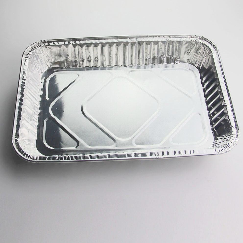 Disposable Foil Takeaway Container A6