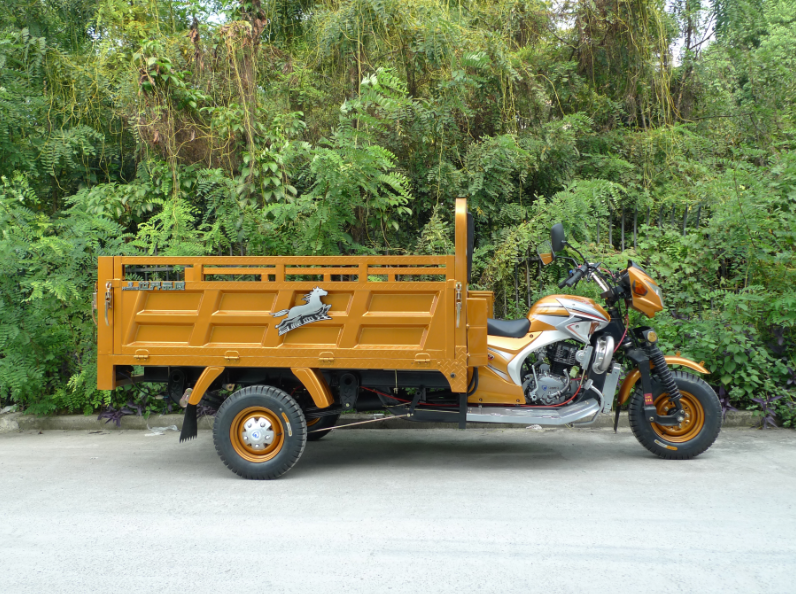 front loading China motorcycle truck cargo tricycle