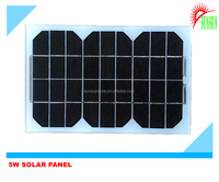 Mono/Poly-crystalline 2V to18V 1 amp solar panel