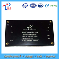 24v power converter module dc dc 30w 1.25a for pv solar