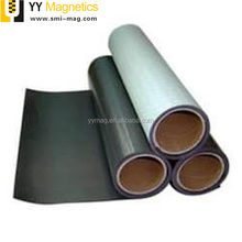 Magnetic Rubber sheet plain flexible magnetic sheet paper