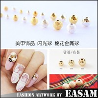 2015 popular cotton pearl for nail art decoration