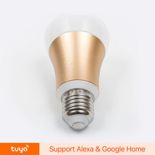 Auto Lighting System Alexa-Enabled Led Smart Bulb with Smartphone Control
