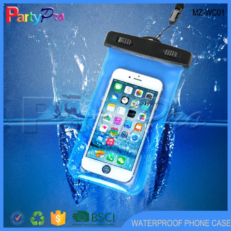 High Quality Wholesale China Factory Waterproof Phone Bag Waterproof Phone Case