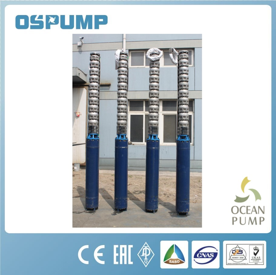 Single Phase Deep Well Submersible Pump Clean Water Pump