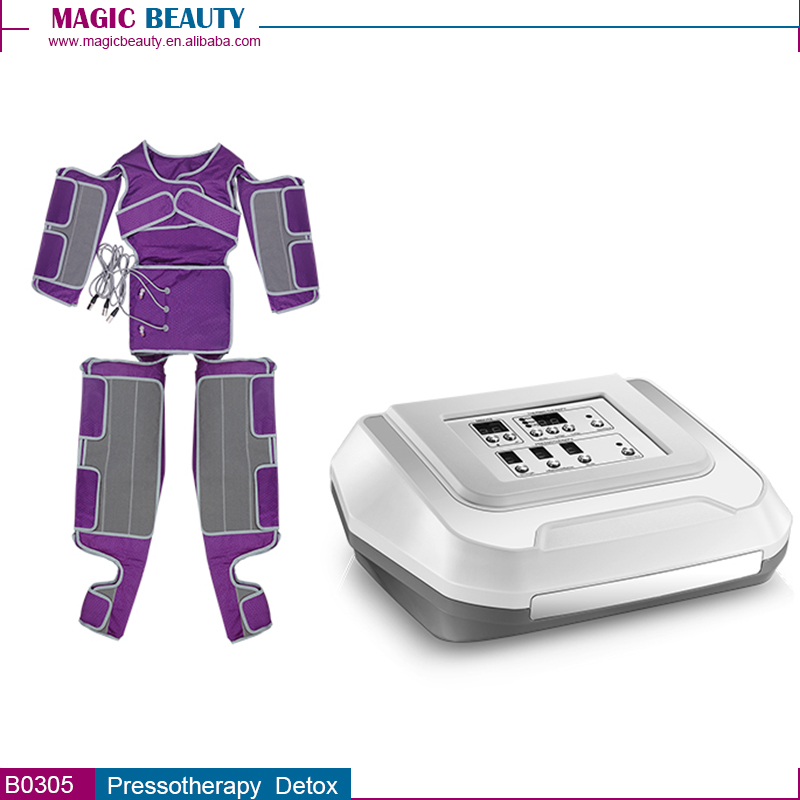 High Quality B0305 Electric Muscle Stimulator Suit Press Therapy Machine