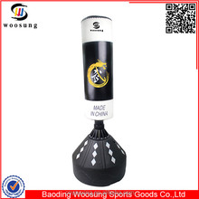 boxing standing punching bags custom made custom print punching bags