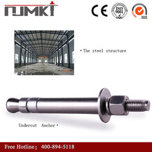 NJMKT--Construction use On time delivery Quality is guaranteed chemical anchor bolts m20