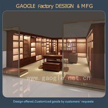 modern design display counter for garment shop display