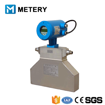 Low cost and accurate measurement of data mass flow meter