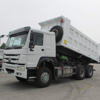 SINOTRUK dump truck HOWO 25ton with 10 tyre for sale